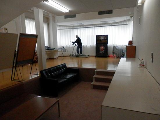 1階 談話スペース1